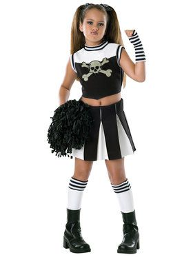 Bad Spirit Costume for Girls