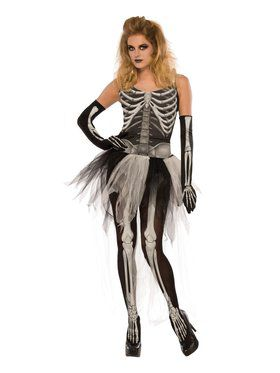 Bad To The Bone Adult Costume
