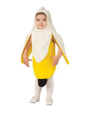 Banana Baby Child Costume