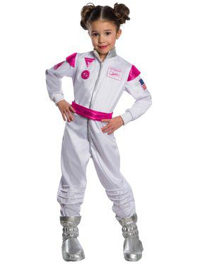 Barbie Astronaut Child Costume