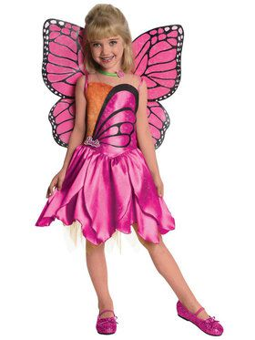 Barbie-Deluxe Mariposa Toddler / Child Costume  sc 1 st  BuyCostumes.com & Barbie Costumes - Halloween Costumes | BuyCostumes.com