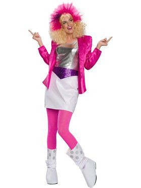 Barbie Deluxe Rocker Barbie Child Costume