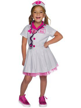 Barbie Nurse Child Costume