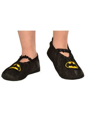 Batgirl - Glitter Slipper Classic Shoes