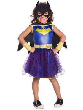 Children's Deluxe DC Comics Batgirl Costume