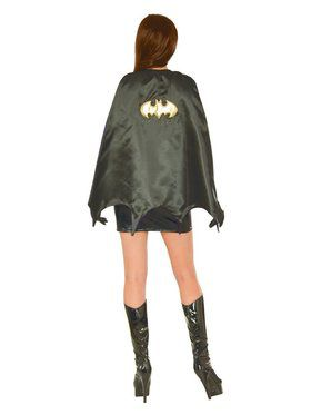 Batgirl Double-Sided Cape