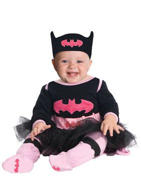 Batgirl Infant Costume