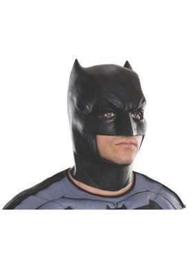 Adult Vinyl Batman 2018 Halloween Masks