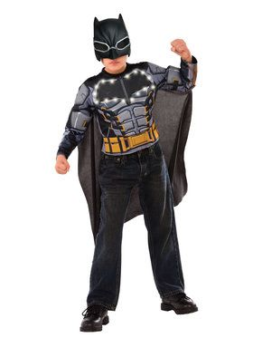 Boy's Batman Armor Light Up Costume Set