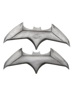 Silver Batman Batarangs Costume 2018 Halloween Costume Accessories