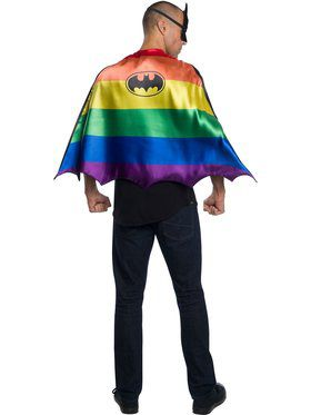 Batman Cape - Pride