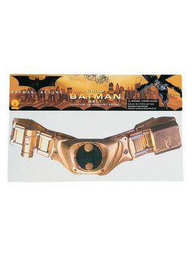 Child Batman Belt