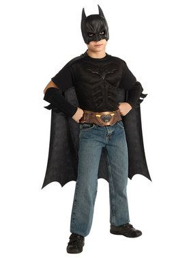 Child's Batman Costume Kit