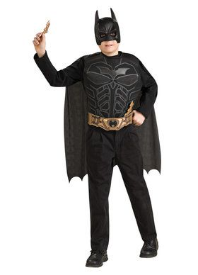 Batman Dark Knight Batman Costume For Children