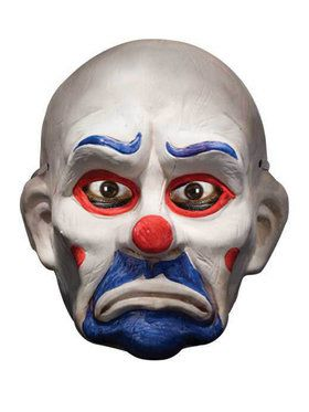 Child Deluxe Batman Dark Knight Joker Clown 2018 Halloween Masks