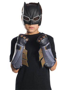 Batman Costume Gauntlets for Kids
