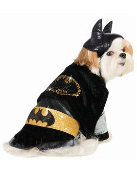 DC Batman Pet Costume