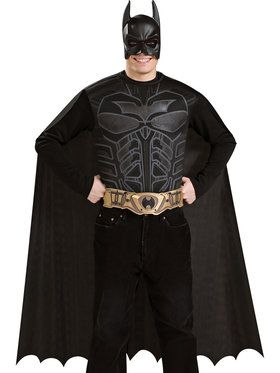 Batman The Dark Knight Rises Costume Kit For Adults
