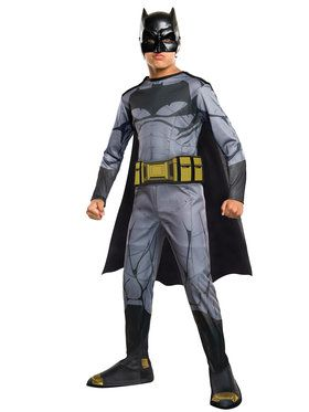 Dawn Of Justice Batman Boys Costume