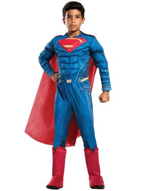 Dawn Of Justice Deluxe Superman Boys Co