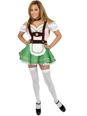 Bavarian Maiden Adult Costume