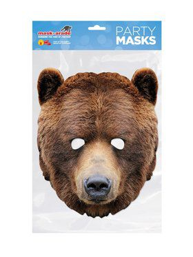 Face 2018 Halloween Masks - Bear
