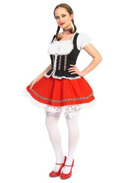 Beer Garden Girl Adult Costume