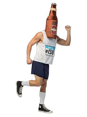 Beer Run Adult Costume Standard