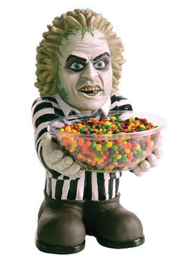 Beetlejuice Candy Holder