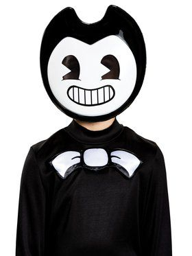Bendy Half Child Mask