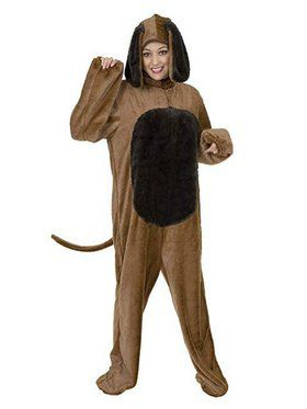 Big Dog - Plus Adult Costume