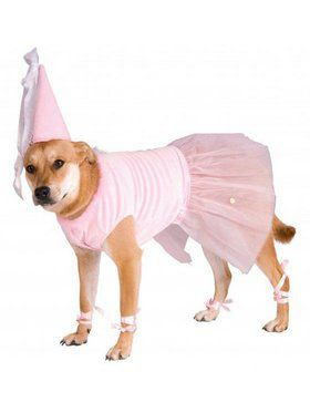 'Big Dogs' Princess Pet Costume