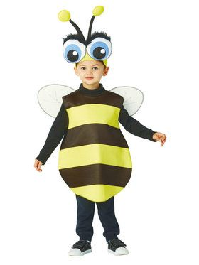 Big Eyed Bee Toddler Costume