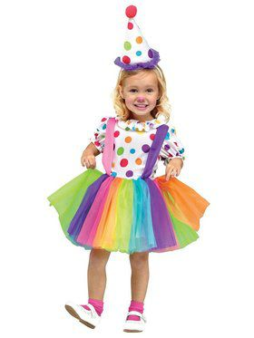 Big Top Fun Toddler Costume