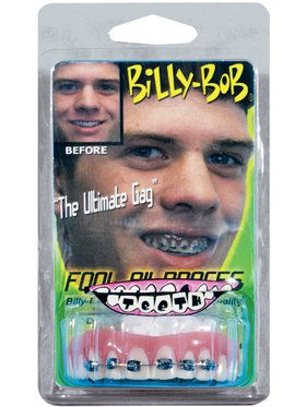 Billy Bob Fools All Braces One-Size