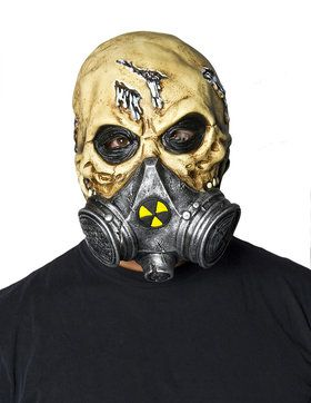 Biohazard Latex 2018 Halloween Masks