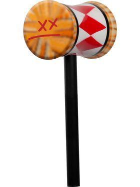Harley Quinn Birds of Prey Mallet