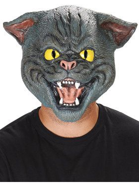Adult Black Cat 2018 Halloween Masks