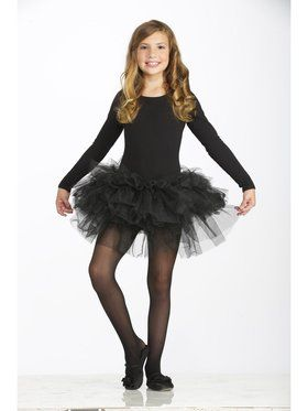 Black Tutu for Child