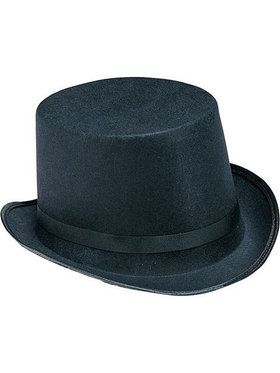 Black Durashape Top Hat Child