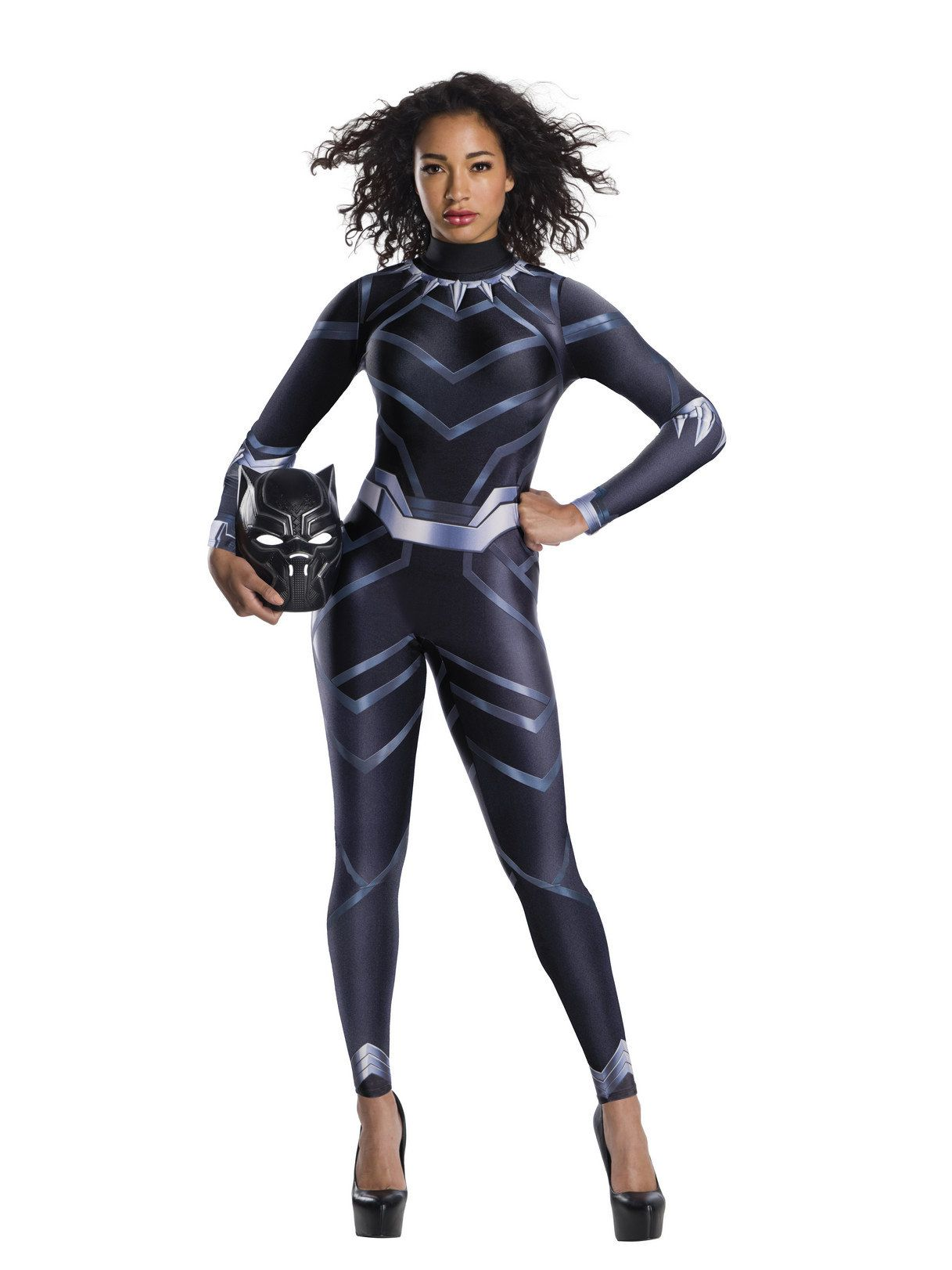 Black Panther Black Panther Costume For Women - Adult -5604