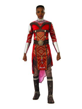 Black Panther Movie: Womens Wakanda's Dora Milaje Costume