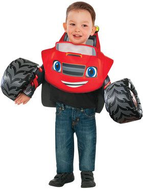 Blaze And The Monster Machines Toddler B