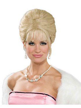 Blonde High Society Adult Wig