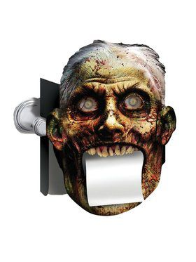 Toilet Paper Bloody Bath Cover