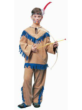 Indian Boy Costume for Kids