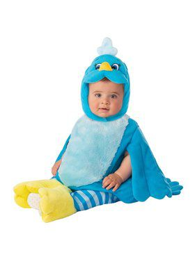 Blue Bird Child Costume