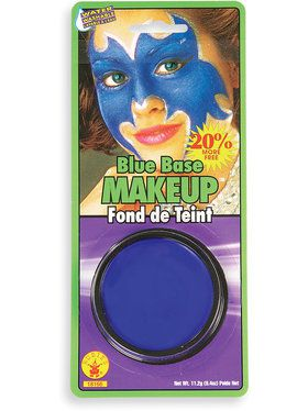 Blue Grease Make-up
