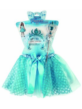 Three-Piece Princess Kit - Blue