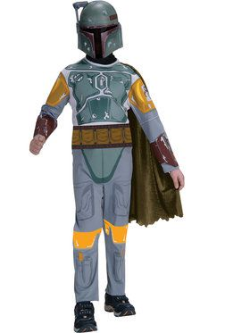 Boba Fett Tm Standard - Child